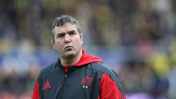 Anthony Foley, en la memoria de todos