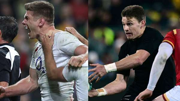 Owen Farrell vs. Beauden Barrett