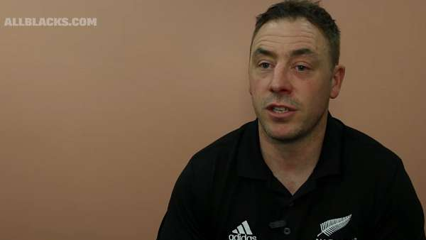 Clark Laidlaw asumió su cargo en los All Blacks 7's