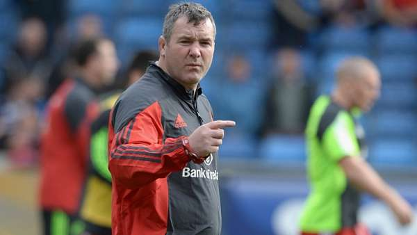 Munster y Racing 92 recordaron a Anthony Foley