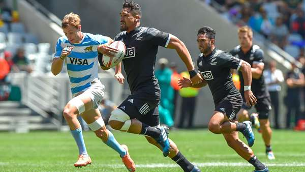 El World Rugby 7's en slow motion