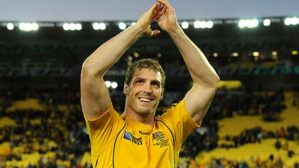 El rugby despide a Dan Vickerman