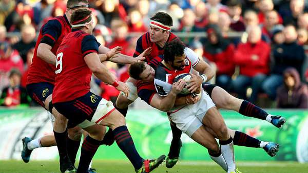 Munster 41-16 Toulouse