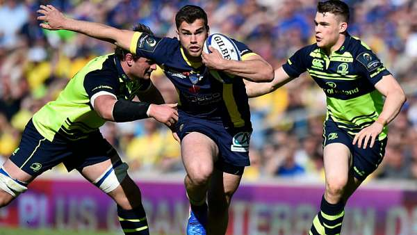 Leinster 22-27 Clermont