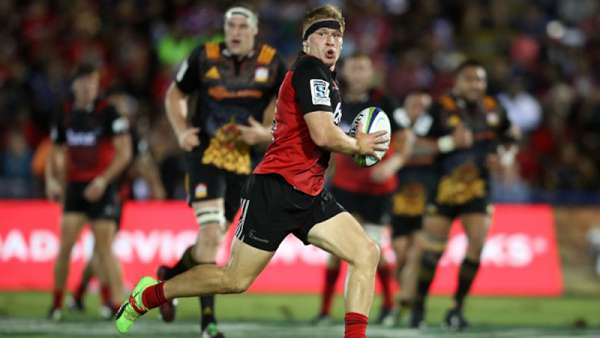 Chiefs 24-31 Crusaders