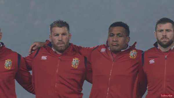 Lions, con la mira puesta en los All Blacks