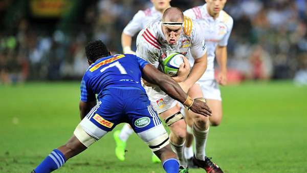 Stormers 11-17 Chiefs