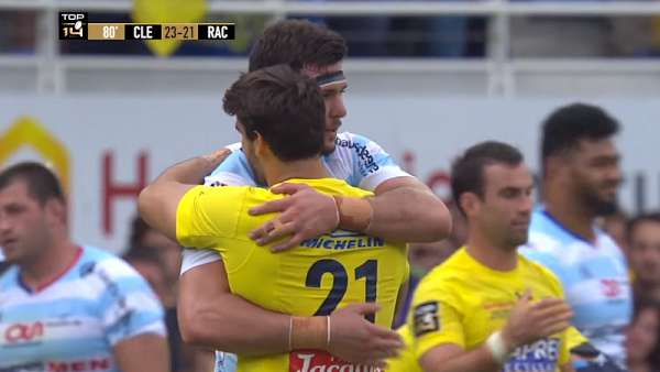 Clermont 23-21 Racing