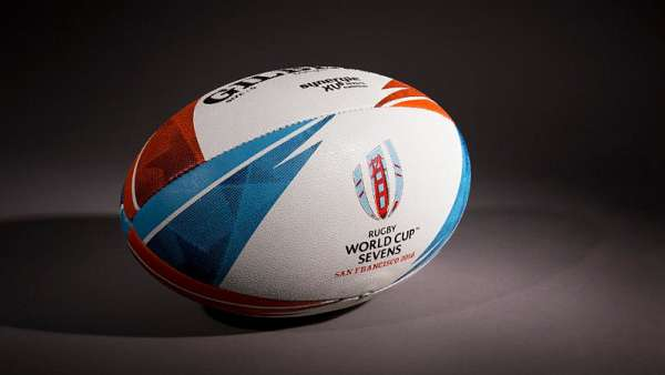 World Rugby presentó la Gilbert Synergie XV-6