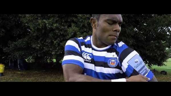 Bath Rugby presentó su Playing Kit