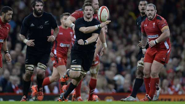 La previa de All Blacks vs Gales