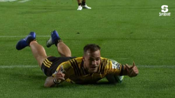 "Wes Goosen es el ""Player Of The Week"" del Super Rugby"