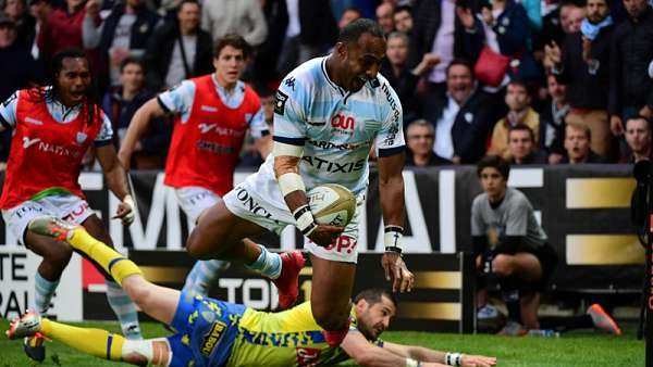 Racing 34-33 Clermont