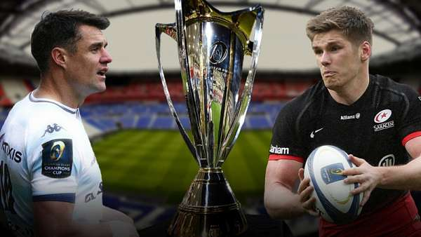Dan Carter vs Owen Farrell