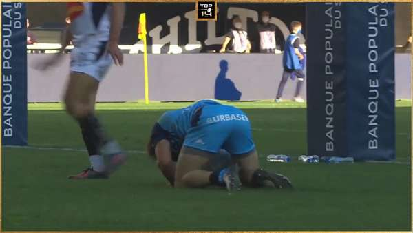 Top 5 Tries de la Jornada 5 del Top 14