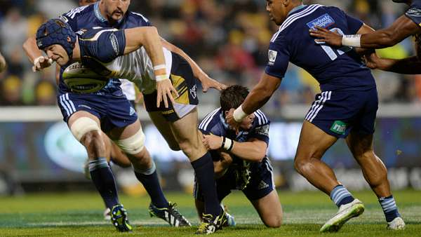 Blues vs Brumbies, en el recuerdo