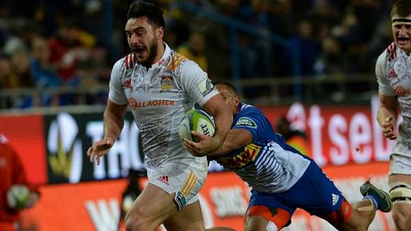 Chiefs 60-21 Stormers
