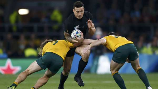 Sonny Bill Williams jugará el Rugby Championship