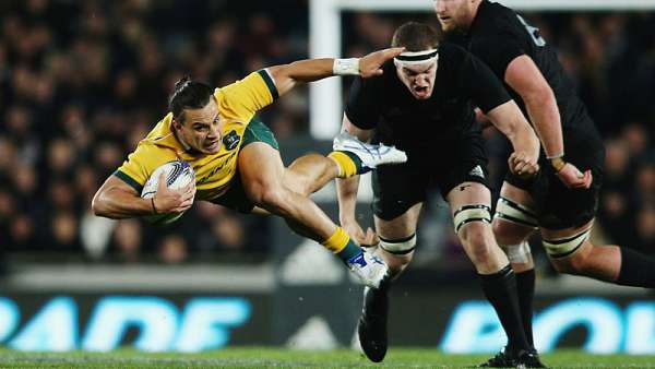 Australia va con cinco cambios ante los All Blacks