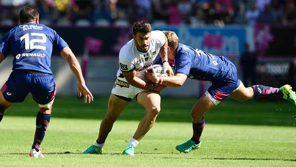 Stade Francais 30-30 Clermont