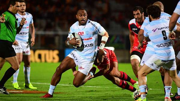 Racing 28-14 Toulouse