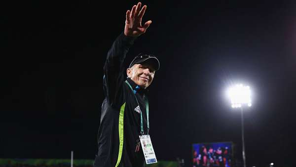 Gordon Tietjens se despidió de los All Blacks 7's